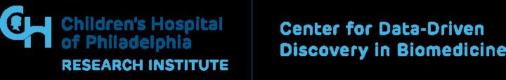 Children's Hospital of Philadelphia® Center for Data-Driven Discovery in Biomedicine